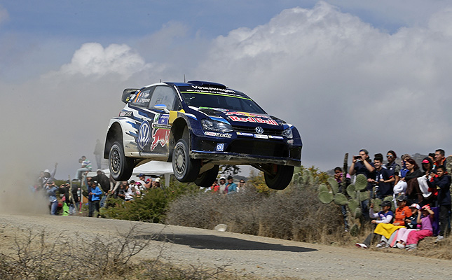 TopGear.com.ph Philippine Car News - If you own a Volkswagen Polo, would you want it to look like the WRC rally car?