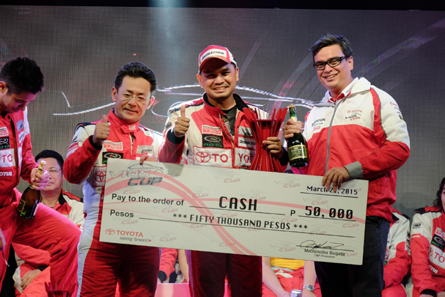 2015 Vios Cup Leg 1 report: The official race results