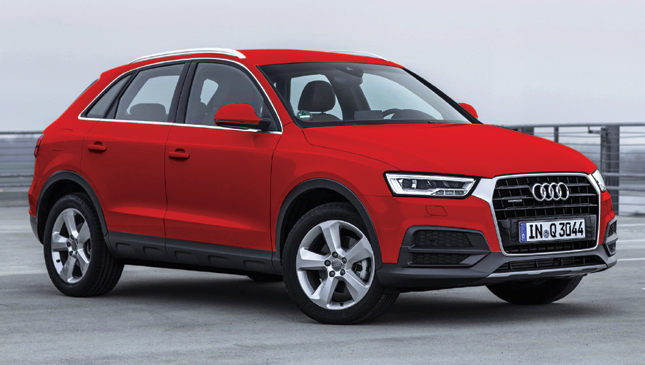 Audi Q3 in the Philippines