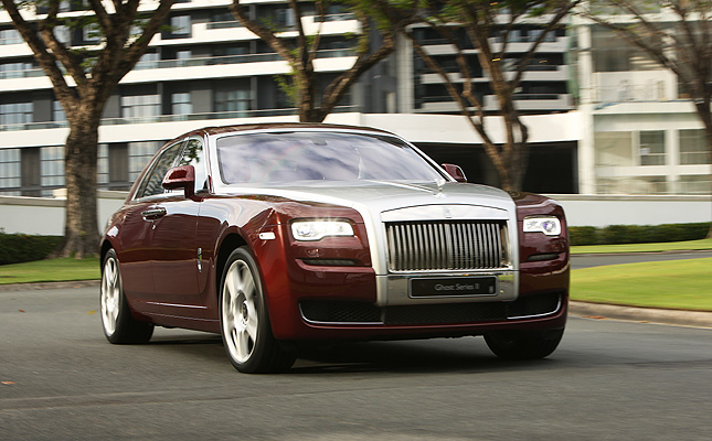 TopGear.com.ph Philippine Car News - Rolls-Royce Manila launches Ghost Series II