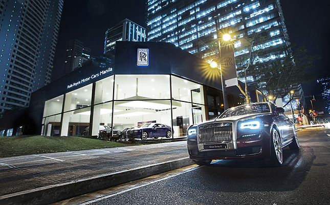 TopGear.com.ph Philippine Car News - Rolls-Royce Manila formally opens showroom
