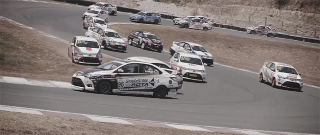 Exclusive video: The highlights of the 2015 Toyota Vios Cup Leg 1