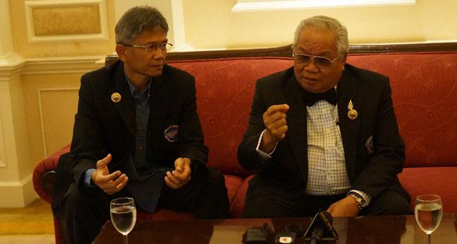 Dr. Prachin Eamlumnow interview