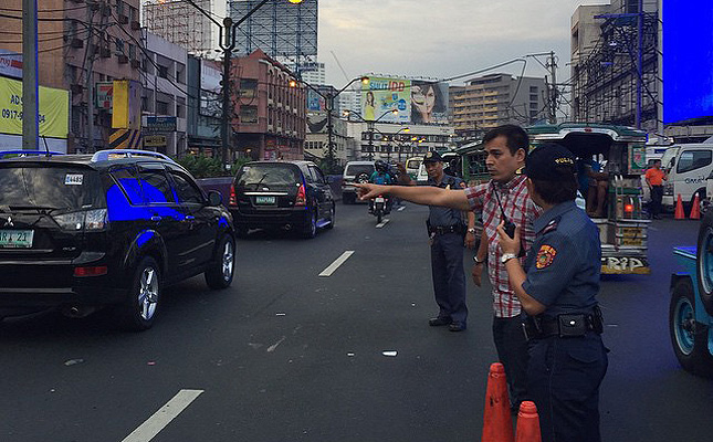 TopGear.com.ph Philippine Car News - Manila implements express lanes on Quezon Boulevard