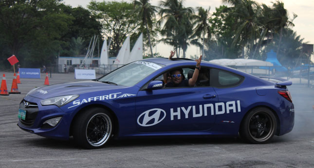 2015 Hyundai Lateral Drift