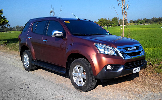 TopGear.com.ph Philippine Car News - Review: Isuzu MU-X 4x4 LS-A (AT)