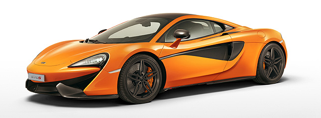 TopGear.com.ph Philippine Car News - McLaren finally reveals first model in its Sports Series line