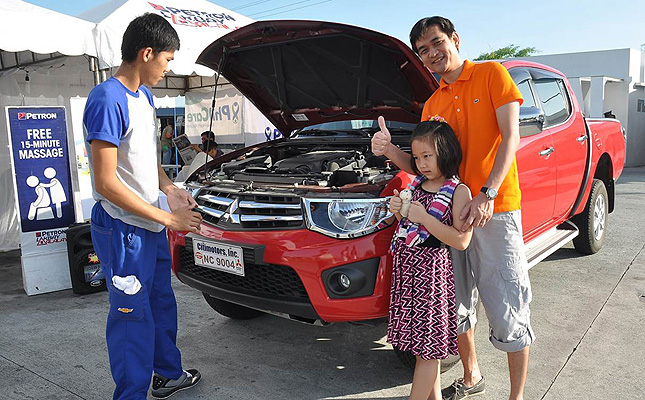 TopGear.com.ph Philippine Car News - Petron Lakbay Alalay program to assist motorists on expressways