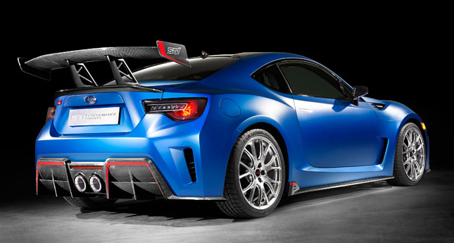 The Subaru Brz Sti Is Actually Happening