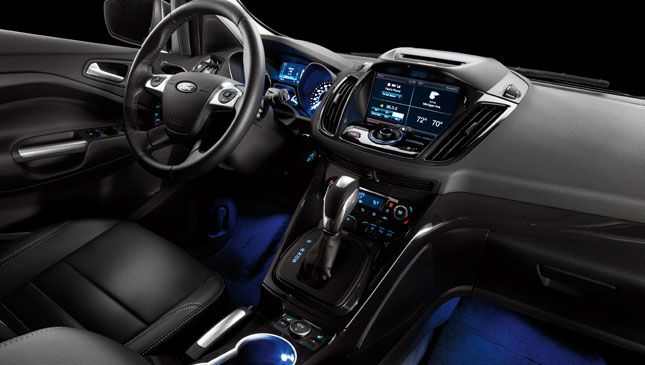 Ford's space innovations