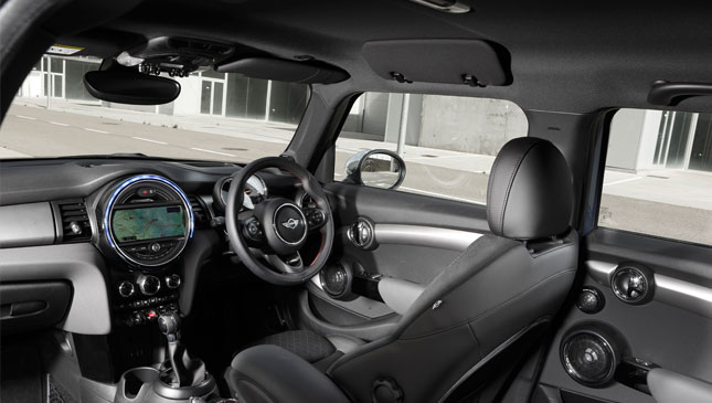 MINI showcases new, spacious 5-Door variant