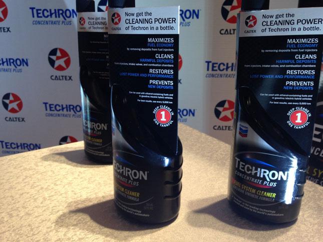 Chevron Techron Concentrate Plus