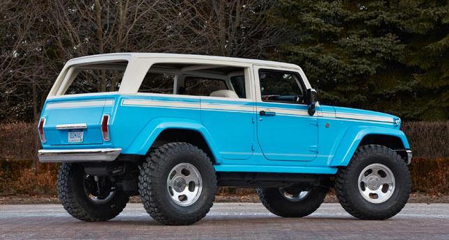 Jeep concepts