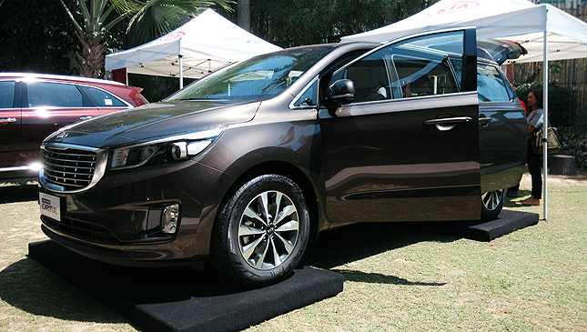 Kia Philippines launches new Sorento, Grand Carnival