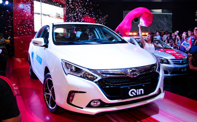 MIAS 2015 cars