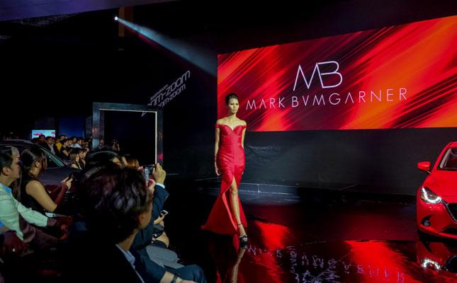 2015 Mazda fashion show