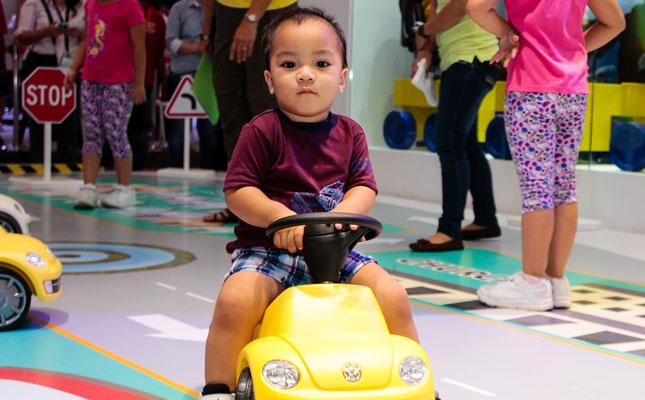 Volkswagen Child Safety