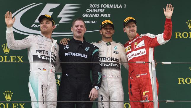 Chinese Grand Prix 2015