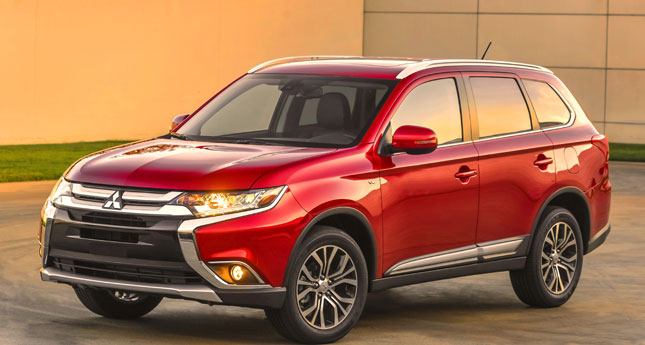 Meet The 2016 Mitsubishi Outlander