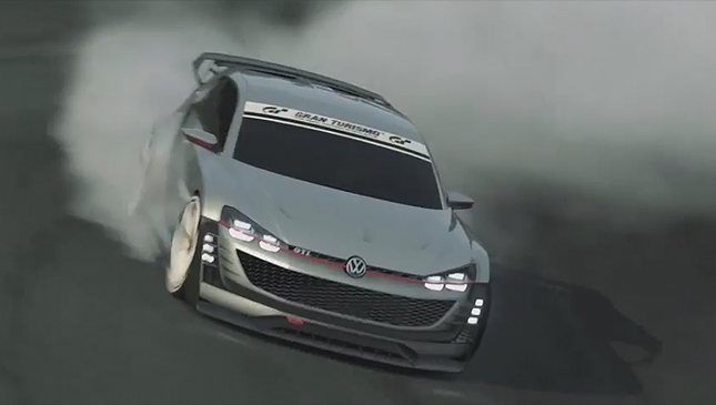 Volkswagen GTI Supersport on Gran Turismo