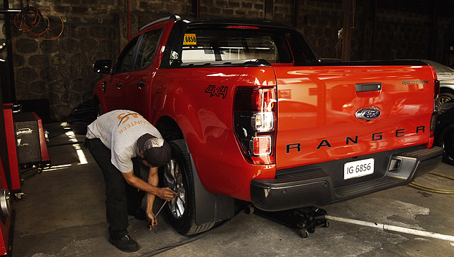 Looking For More Oomph For Your Ford Ranger Wildtrak