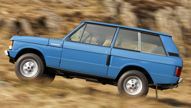 Land Rover wants to help you preserve your classic ride