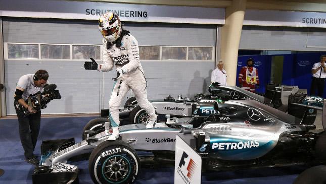 Formula 1 race recap: Bahrain Grand Prix