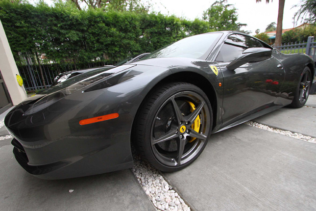 Images Of Mayweather New Car