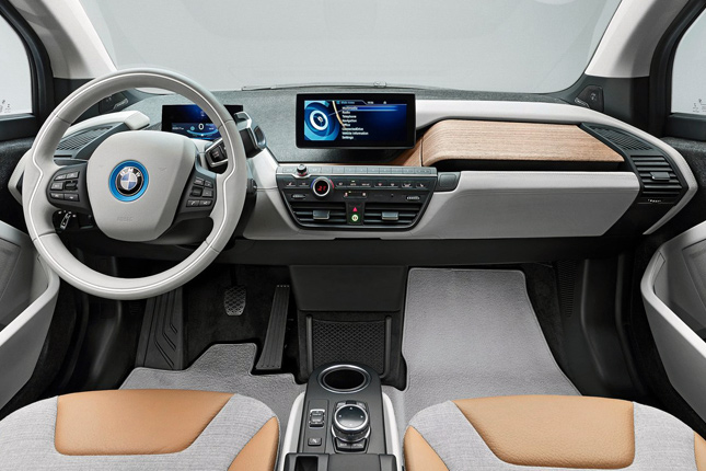 2015 Ward's 10 Best Interiors: 2014 BMW i3