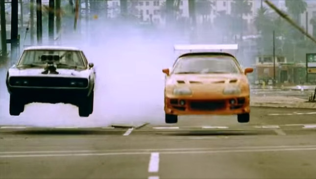 Toyota Supra in Fast & Furious up for auction
