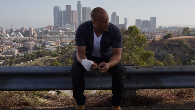 Furious 8 announcement