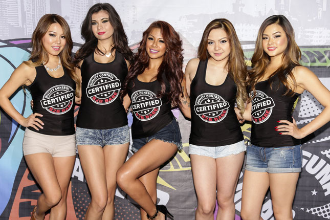 Hot manila girls