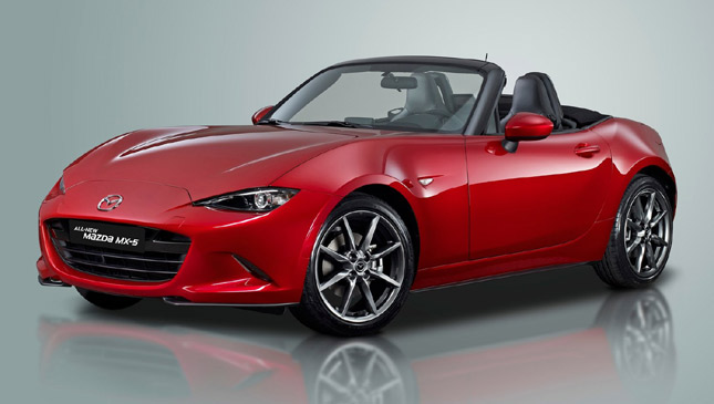 Mazda MX-5 fuel effieciency