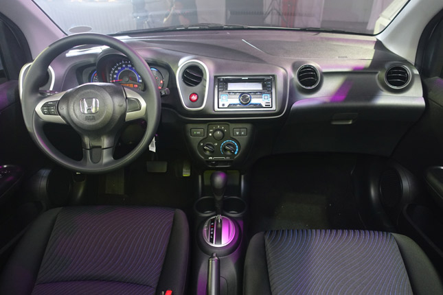 Honda Mobilio in the Philippines