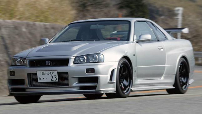 Nismo Nissan Skyline (R34) GT-R