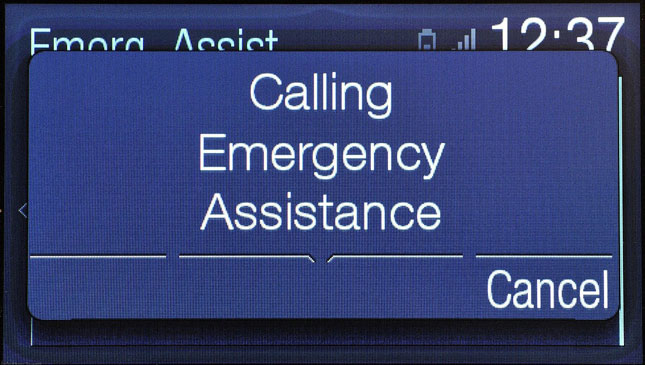Call Emergency Assistance