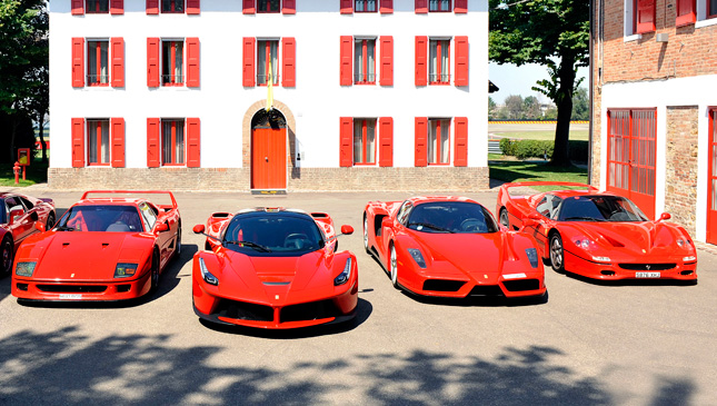 Ferrari Enzo Top Gear Philippines