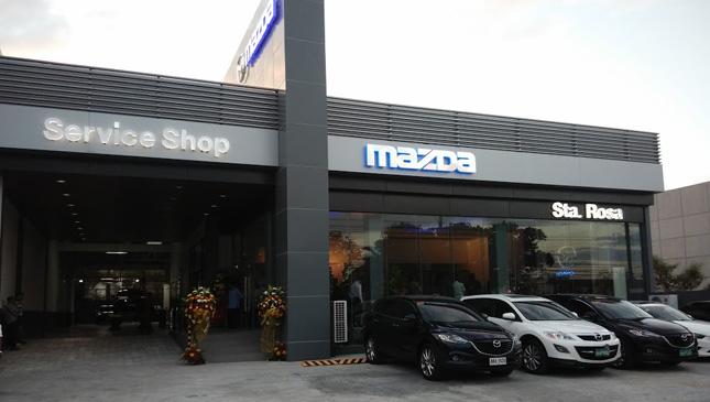 Mazda Santa Rosa