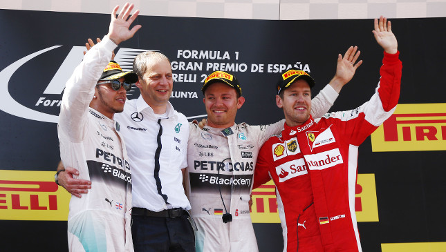Spanish GP post race
