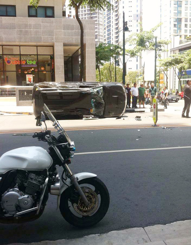 BGC accident