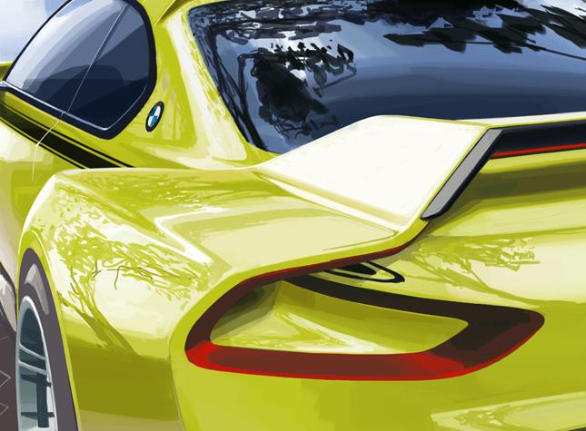 BMW 3.0CSL Hommage