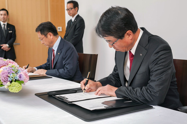Toyota-Mazda partnership