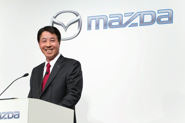 Toyota-Mazda partnership