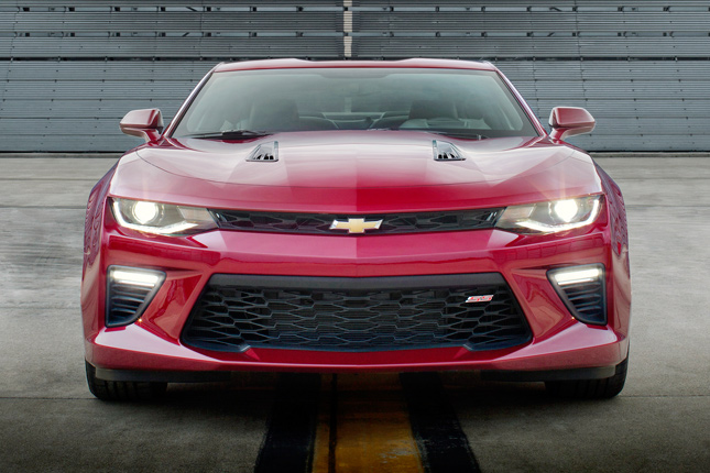 All-new Chevrolet Camaro