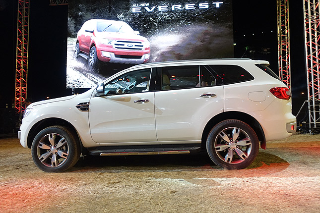 Ford Everest Philippines