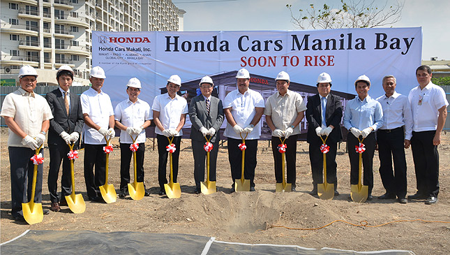 Honda Cars Manila Bay
