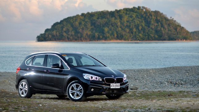 BMW 2-Series Active Tourer in the Philippines