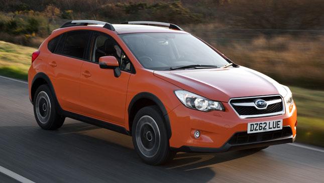 Subaru XV deal