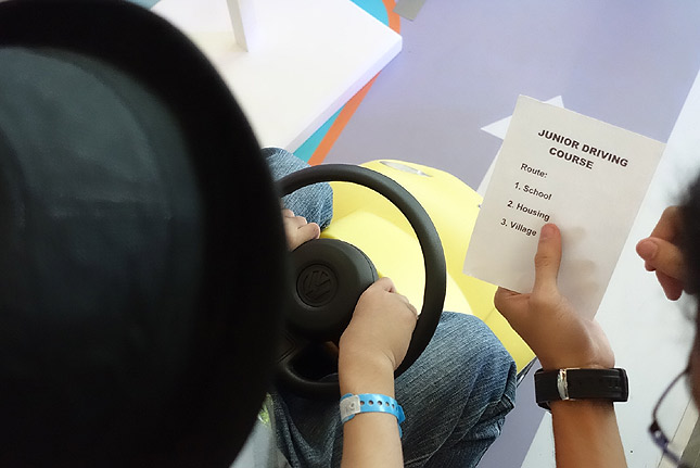 Volkswagen PH's CSR campaign proves that issuing drivers' licenses in 30 minutes is possible