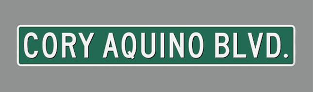 Corazon Aquino Boulevard